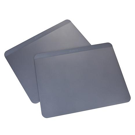 Wolfgang Puck 2-pack Nonstick Double-Insulated Cookie Sheet Set