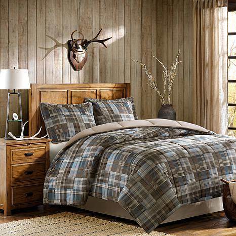 Woolrich White River Alternative Comforter Set - FQ