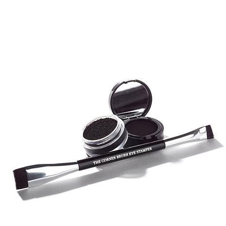 Woosh™ Beauty Eye Duo Double Decker & Corner Brush