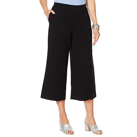 WynneLayers Wide Leg Cropped Pant
