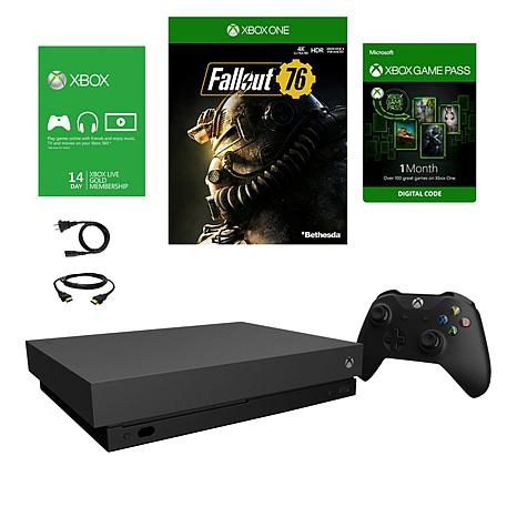 Xbox One X 1TB Console Bundle with