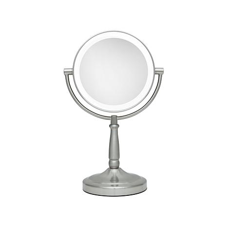 Zadro Cordless Dual Sided Led Vanity Mirror 10080097 Hsn