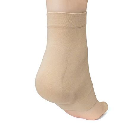 ZenToes Pair of Gel Infused Achilles Heel Pad Sleeves