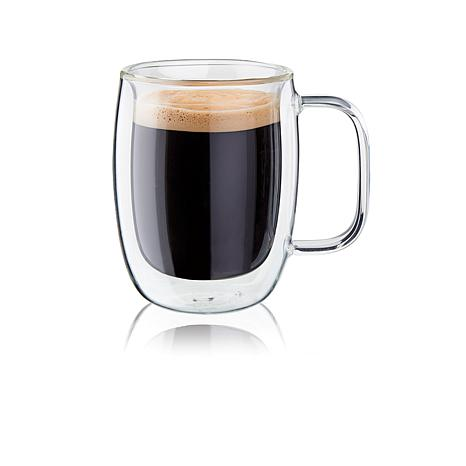 Zwilling Glass Double Espresso Mugs 2-Pack