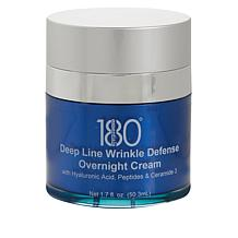180º Essentials Deep Line Wrinkle Defense Overnight Cream