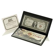 "1935A Brown Seal ""Hawaii"" $1 Bill"