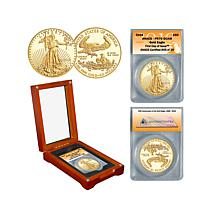 2016 PR70 ANACS FDOI LE of (29) $50 Gold Eagle Coin