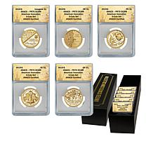 2018-2019 PR70 American Innovation Dollar 5-Coin Set with Auto-Ship®