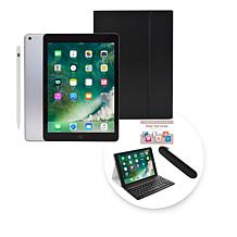 "2018 Apple iPad® 9.7"" 32GB Tablet with Apple Pencil and Keyboard Case"