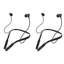 2pk iFrogz Flex Force Wireless Sweat-Resistant Headsets