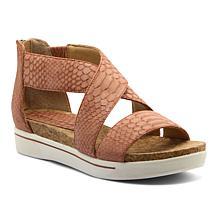 Adrienne Vittadini Claud Gladiator Sport Sandal