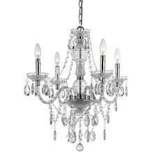 Naples Four Light Mini Chandelier