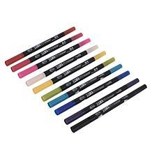Aladine Izink Quick Dry Dual-Nib Doodler Pen 10-pack