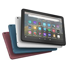 Amazon Fire 8 32GB Tablet with Vouchers
