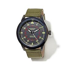 American Aviator Commemorative Nylon-Strap Watch