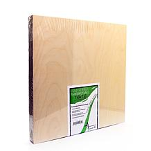 "American Easel 1 5/8"" Cradled Wood Painting Panels 16"" x 16"""