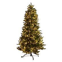 American Tree & Wreath™ Starry Light Tree with EZ Power