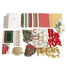 Anna Griffin® Happy Christmas Boxed Card Making Kit