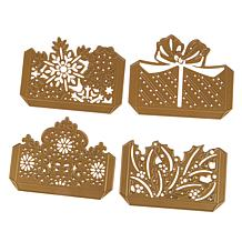 Anna Griffin® Holiday Pocket Metal Dies