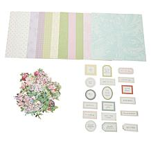 Anna Griffin® Scrapbook Papers and Embellishments