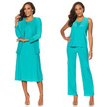 """Antthony """"Color My Lace"""" 4-piece Wardrober"""