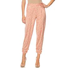 "Antthony ""Knit to my Heart"" Printed Pant"