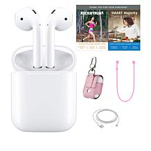 Apple AirPods 2nd Gen. Truly Wireless Earbuds with Charging Case