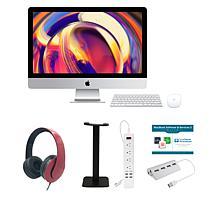 "Apple iMac 21.5"" Intel Core i5 8GB RAM 256GB SSD Deluxe Bundle"