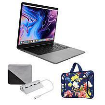 "Apple MacBook Pro Intel Core i5 13"" Retina Laptop w/Carry Case"