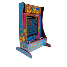 Arcade1Up 8-in-1 Ms. Pac-Man Partycade Arcade with 8 Games