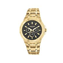 Armitron Men's Goldtone Stainless Steel Watch