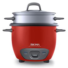 AROMA® 14-Cup(cooked) / 3Qt. Rice Cooker & Food Steamer (ARC-747-1NG)