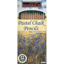 Artist Quality Pastel Chalk Pencils