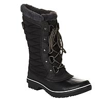 """As Is"" JBU by Jambu Chilly Water-Resistant Tall Duck Boot"