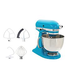 """As Is"" KitchenAid® 5-Quart 325-Watt Tilt-Head Stand Mixer with Fle..."