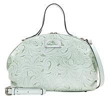 """""""As Is"""" Patricia Nash Fiora Dome Satchel"""