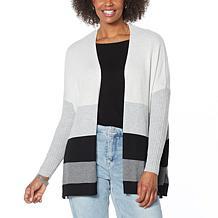 """As Is"" Skinnygirl Sundazed Mouj Sweater Cardigan"