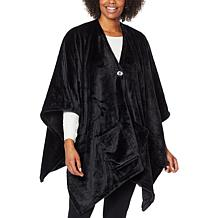 """As Is"" Warm & Cozy Classic 2-pack Angel Wrap"