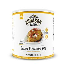 Augason Farms Bacon Flavored Bits Vegetarian Meat Substitute
