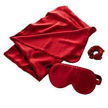 august & leo 100% Silk 3-piece Gift Set