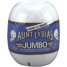 Aunt Lydia's Jumbo Crochet Cotton