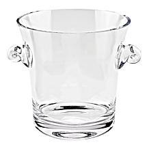 "Badash Chelsea Mouth-Blown European Ice Bucket/Wine Cooler 9""H"