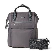 Baggallini Soho RFID Backpack with Wristlet