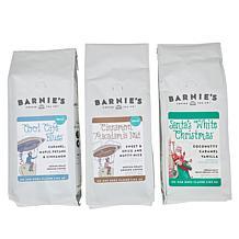Barnie's Coffee Decaf Trio