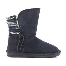 BEARPAW® Maggie Suede Sheepskin Boot with NeverWet®