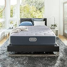 Simmons BeautyRest Silver Summertime Firm Mattress Set