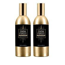 Beekman 1802 Snow Forest Home Fragrance Mist Duo