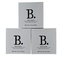 Beekman 1802 Triple Milk Facial Cleansing Bar Trio Auto-Ship®