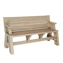Bench 2 Table Convert-A-Bench