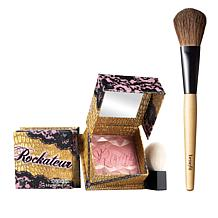 Benefit Cosmetics Rockateur Blush with Brush